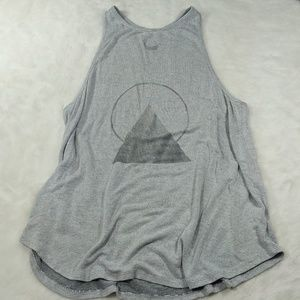 Moon phases racer back tank top from Urban Outfit